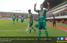 PSS Sleman Putus Kontrak Cristian Gonzales, Ada yang Bikin Eva Kecewa - JPNN.com