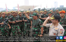 TNI-Polri Gelar Apel Pasukan, Marsekal Hadi Sampaikan Pesan - JPNN.com