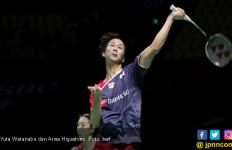 BWF World Tour Finals: Yuta Watanabe, 21 Tahun, Main 2 Nomor - JPNN.com