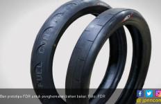 FDR Uji Coba Ban Prototipe Hemat Bahan Bakar di KMHE 2018 - JPNN.com