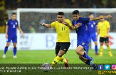 Piala AFF 2018: Thailand Tahan Malaysia di Bukit Jalil - JPNN.com