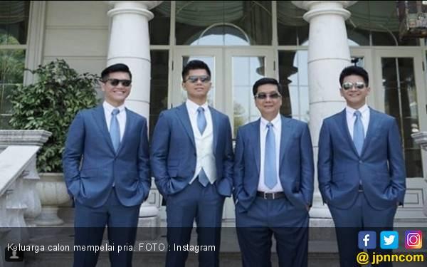 7 Hal Tentang Pernikahan Crazy Rich Surabayan - JPNN.com