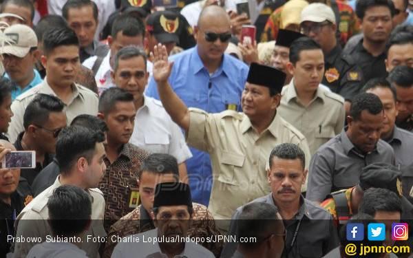Jokowi Kalah Simulasi Pilpres 2019 di Jabar, Reni: 02 Turun - JPNN.com