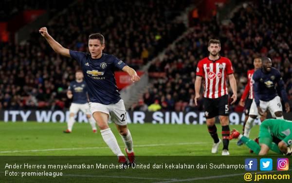 Manchester United Nyaris Tumbang di Kandang Southampton - JPNN.com