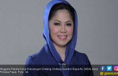 Intan: RUU SDA Jamin Hak Warga Memperoleh Air Bersih - JPNN.com
