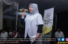 MPR Sosialisasi 4 Pilar di Pesantren Al Falak - JPNN.com