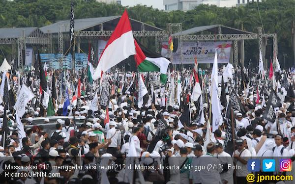 Politikus PKS: Massa Reuni 212 Bebas Pilih Siapa Saja - JPNN.com