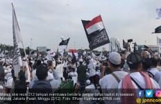 Kibarkan Bendera Tauhid, Massa: Tak Ada yang Berani Bakar - JPNN.com