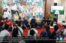 Revitalisasi Hutan Kota Kemayoran Ditargetkan Selesai 2019 - JPNN.com