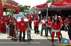 Wuling Ajak Keluarga di Jawa Tengah Berbahagia - JPNN.com