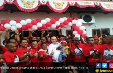 Relawan ABJ Jamin Jokowi-Ma'ruf Menang Telak di Papua Barat - JPNN.com