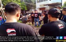 Blusukan Jokowi Serap Aspirasi Warga Bekasi via Kerja Bakti - JPNN.com