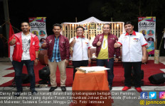 Danny Pomanto Beber Alasan Mantap Dukung Joko Widodo - JPNN.com