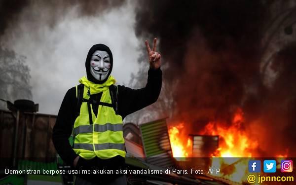 Paris Diporak Poranda Demo Tolak Kenaikan Harga - JPNN.com