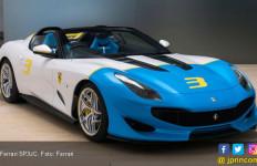 Ferrari Hanya Buat 1 Unit, Beruntungnya Kolektor Ini - JPNN.com