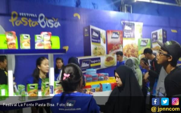 Festival Pasta di Lampung, Ada Doorprize Umrah - JPNN.com