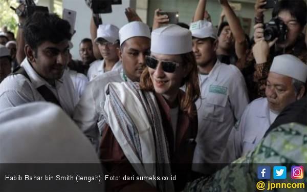 Beri Jalan! Habib Bahar Diperiksa Bareskrim - JPNN.com