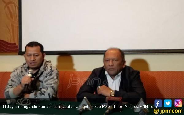 PSSI Jerat Hidayat dengan 2 Sanksi Plus Denda Rp 150 Juta - JPNN.com