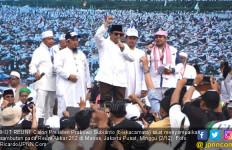 LSI: Elektabilitas Prabowo-Sandi Tergerus Pascareuni 212 - JPNN.com