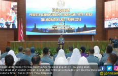 Kasal Melepas Jemaah Umrah dan Ziarah Prajurit TNI AL - JPNN.com