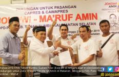 Jokowi Sudah Terbukti, PAN Tanah Bumbu Ogah ke Prabowo-Sandi - JPNN.com
