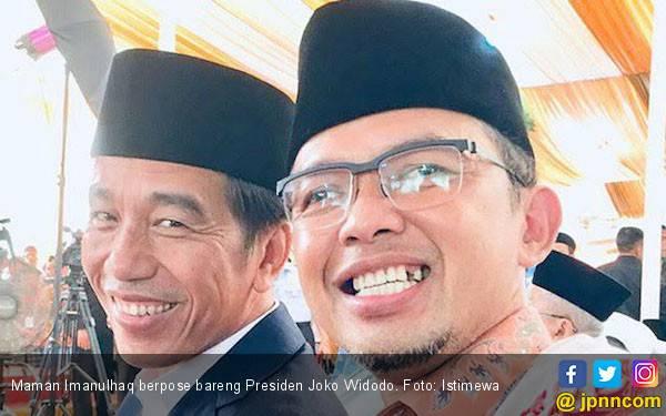 Kang Maman Ajak Generasi Milenial Kreatif Menangkan Jokowi - JPNN.com
