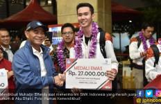 Tim SMK Indonesia Juara Umum World Skills Asia 2018 - JPNN.com
