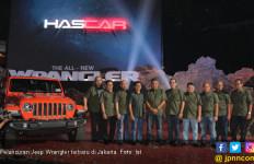 Telisik Kebaruan Jeep Wrangler Seharga Rp 1,1 miliar - JPNN.com