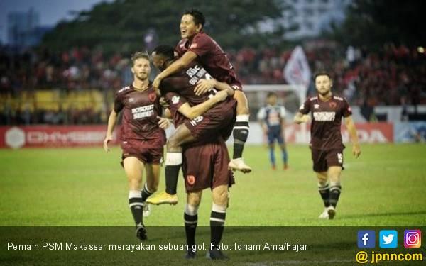 Hadapi Kaya FC-Iloilo, PSM Makassar Boyong 20 Pemain ke Filipina - JPNN.com