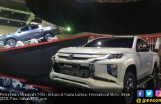 Bertemu Mitsubishi Triton Terbaru, Harga Mulai Rp 342 Jutaan - JPNN.com