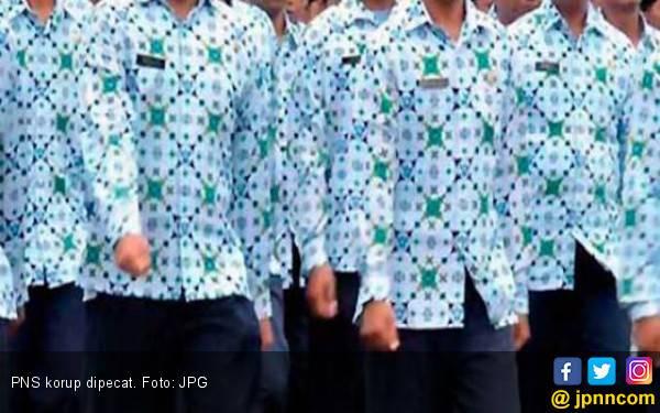 Terlibat Kasus Korupsi, Lima PNS Diberhentikan Tidak Hormat - JPNN.com