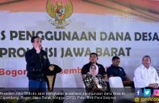 Pak Jokowi Tegaskan Manfaat Dana Desa untuk Jangka Panjang - JPNN.com