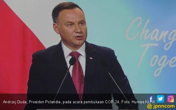 Konferensi Perubahan Iklim ke-24 Katowice Polandia Dimulai - JPNN.com