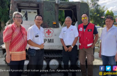 Ajinomoto Beri Bantuan untuk Korban Gempa Sulteng - JPNN.com
