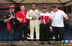 Champiro SX2 GT Radial Bawa Haridarma Juara Nasional ISSOM - JPNN.com