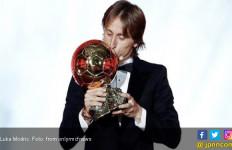 Ballon d'Or 2018: Luka Modric dan Ronaldo Selisih 275 Poin - JPNN.com