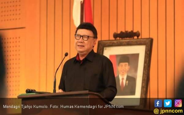 Disebut Fadli Zon Tak Becus, Tjahjo Kumolo Jawab Begini - JPNN.com