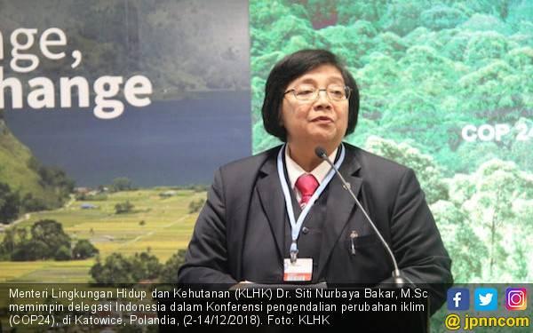 Indonesia Komitmen Dalam Mengatasi Dampak Perubahan Iklim - JPNN.com