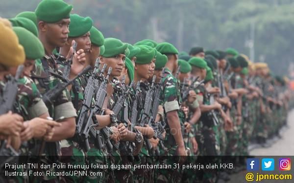 Tim Gabungan Sudah Evakuasi 24 Warga Sipil dari Nduga - JPNN.com