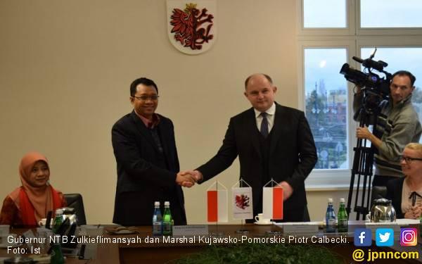 Ini Hasil Kunjungan Kerja Gubernur NTB ke Polandia - JPNN.com