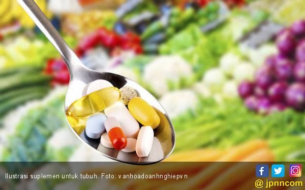 Yuk Kenali Suplemen Vitamin yang Cocok untuk Tubuh Anda - JPNN.com