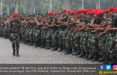 Jumlah Pasukan TNI dan Polri Ditambah, Dikirim ke Nduga - JPNN.com