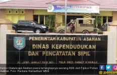 Dua ASN Pemkab Asahan Kena OTT Unit Tipikor Polres Asahan - JPNN.com