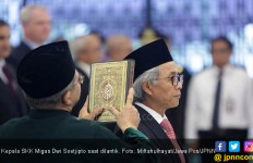 Prioritas Dwi Soetjipto usai Resmi Pimpin SKK Migas - JPNN.com