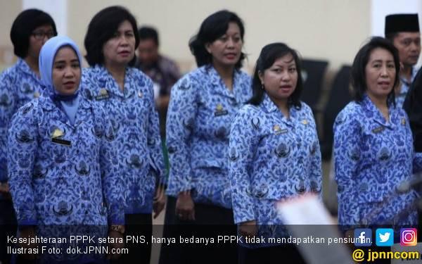 PPPK Banjir Jaminan, Mulai Hari Tua hingga Kematian - JPNN.com
