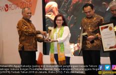 Telkom Raih Dua Penghargaan di Hari Antikorupsi - JPNN.com