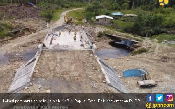 Daftar Identitas 28 Pekerja Proyek Trans Papua Korban KKB - JPNN.com