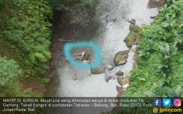 Ada Mayat Warga Asing Mengapung di Sungai - JPNN.com