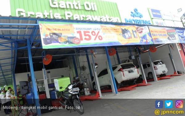 Mobeng, Bengkel Mobil Gratis Jasa Hadir di Karawaci - JPNN.com