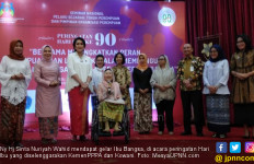 Sinta Nuriyah Mendapat Gelar sebagai Ibu Bangsa - JPNN.com